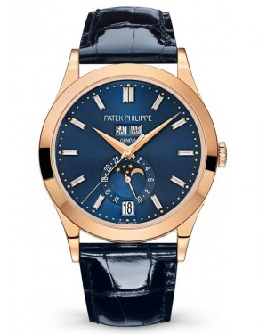 AAA Replica Patek Philippe Complications Rose Gold Mens Watch 5396R-015