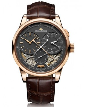 AAA Replica Jaeger-LeCoultre Duometre Chronographe Watch 601244J