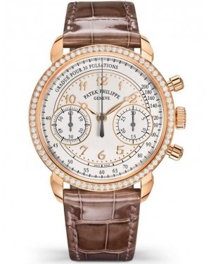 AAA Replica Patek Philippe Complications Chronograph Watch 7150/250R-001