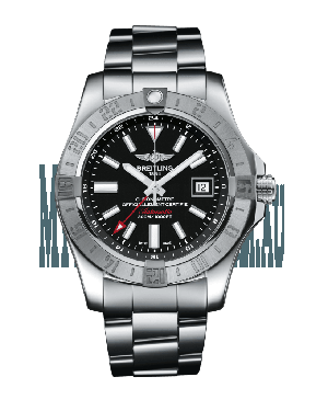 AAA Replica Breitling Avenger II GMT Watch A3239011/BC35/170A