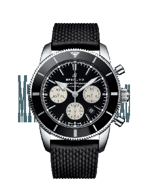 AAA Replica Breitling Superocean Heritage II B01 Chronograph 44 Watch AB0162121B1S1