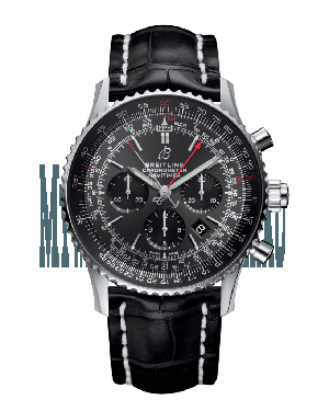 AAA Replica Breitling Navitimer 1 B03 Chronograph Rattrapante Stratos Grey Boutique Edition Mens Watch AB03102A1F1P1