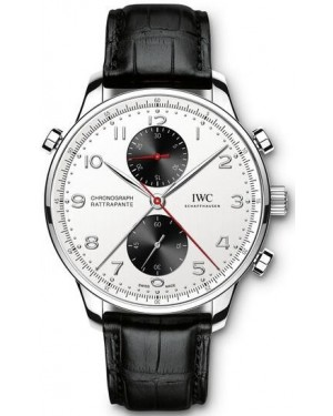 """AAA Replica IWC Portugieser Chronograph Rattrapante Edition """"Boutique Canada"""" Mens Watch IW371220"""