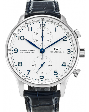 AAA Replica IWC Portuguese Automatic Chronograph Mens Watch IW371417