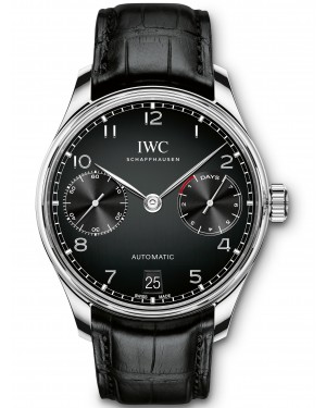 AAA Replica IWC Portugieser Automatic 7 Day Power Reserve Mens Watch IW500703