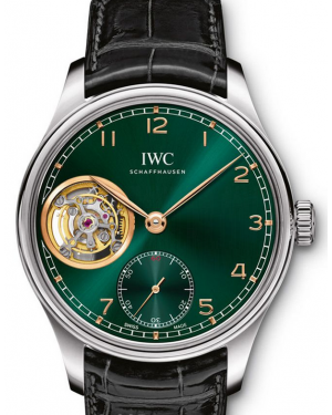 AAA Replica IWC Portugieser Tourbillon Hand-Wound Middle East Watch IW546307
