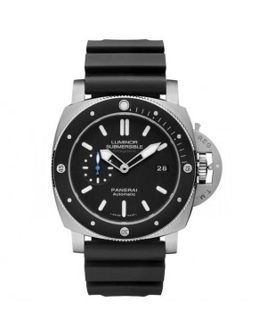 AAA Replica Panerai Luminor Submersible 1950 Amagnetic 3 Days Automatic Titanio Mens Watch PAM01389