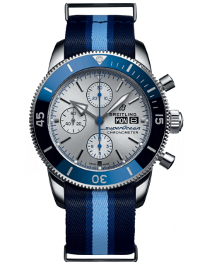 AAA Replica Breitling Superocean Heritage II Chronograph 44 Ocean Conservancy Watch A133131A1G1W1