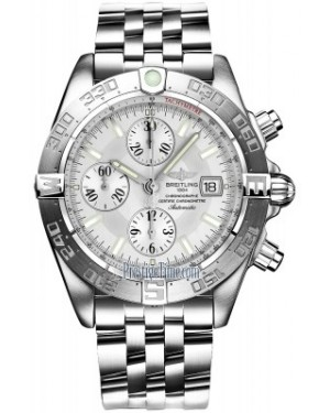 AAA Replica Breitling Galactic Chronograph II Mens Watch a1336410/g569-ss