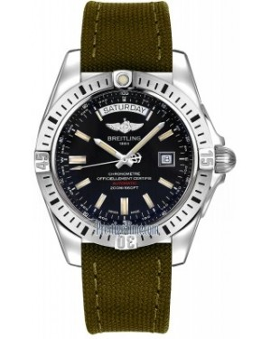 AAA Replica Breitling Galactic 44 Mens Watch a45320b9/bd42-5ft