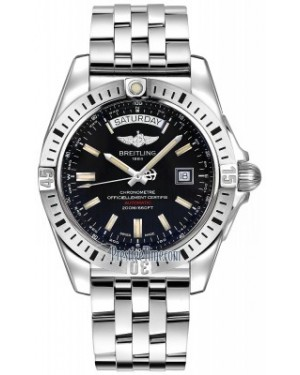 AAA Replica Breitling Galactic 44 Mens Watch a45320b9/bd42-ss