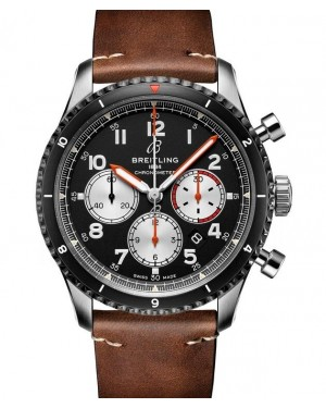 AAA Replica Breitling Aviator 8 B01 Chronograph 43 Mosquito Watch AB01194A1B1X1