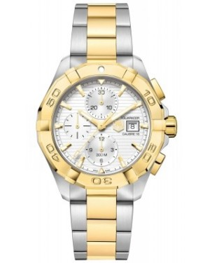Swiss Tag Heuer Aquaracer Automatic Chronograph Mens Watch cay2121.bb0923