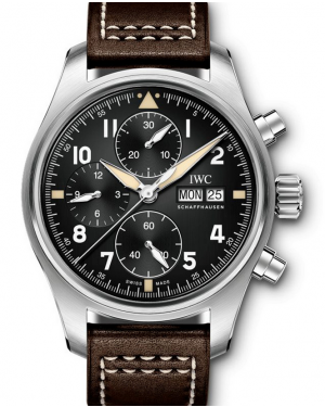 AAA Replica IWC Pilot's Spitfire Chronograph Automatic Watch IW387903