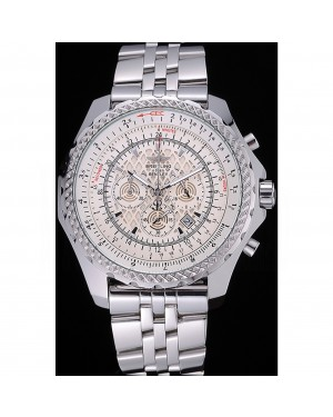 Breitling Bentley B06 Chronograph Stainless Steel Watch 622329