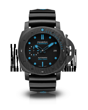 Swiss PANERAI SUBMERSIBLE CARBOTECH 42MM