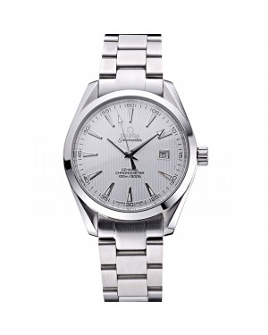Omega Seamaster White Dial Stainless Steel Band 622164